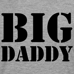 Big Daddy Tee shirts manches longues - T-shirt manches longues Premium Homme