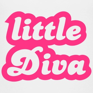 Little Diva Shirts - Teenage Premium T-Shirt