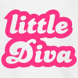 Little Diva T-Shirts - Kinder T-Shirt