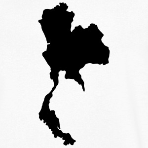 Thailand - Asia T-Shirts - Men's V-Neck T-Shirt