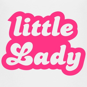 little Lady Shirts - Kinderen Premium T-shirt