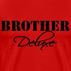 Brother Deluxe T-shirts - Premium-T-shirt herr