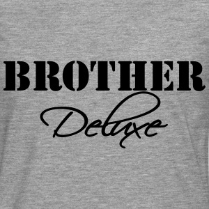 Brother Deluxe Long sleeve shirts - Men's Premium Longsleeve Shirt