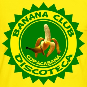 banana discoteca 03 T-Shirts - Men's Ringer Shirt