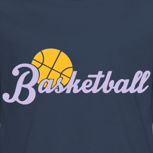 basketball Long Sleeve Shirts - Teenagers' Premium Longsleeve Shirt