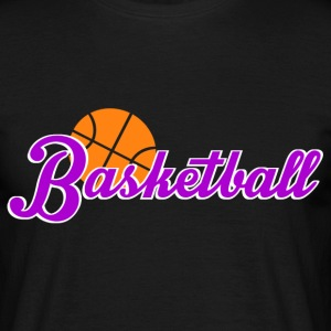 basketball T-shirts - T-shirt herr
