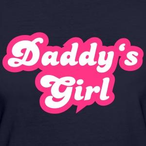Daddy's Girl T-Shirts - Women's Organic T-shirt
