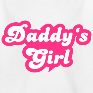 Daddy's Girl T-Shirts - Kinder T-Shirt