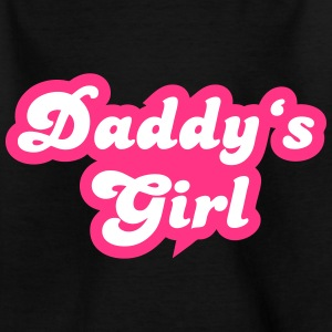 Daddy's Girl T-Shirts - Teenager T-Shirt