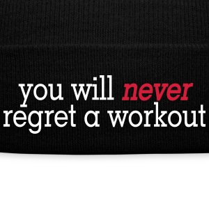 you will never regret a workout 2c Petten & Mutsen - Wintermuts