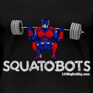 Design ~ Squatobots