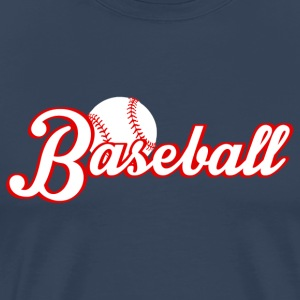 baseball T-Shirts - Men's Premium T-Shirt