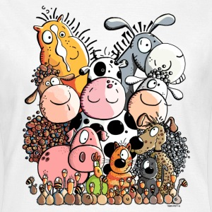 funny farm animals T-Shirts - Women's T-Shirt