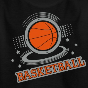 basketball Tee shirts - T-shirt Enfant