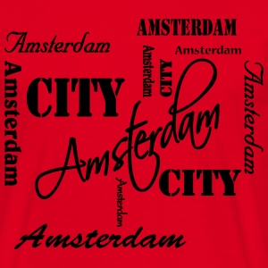 Amsterdam Tee shirts - T-shirt Homme