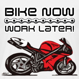 Superbike comic-style T-Shirts - Men's T-Shirt