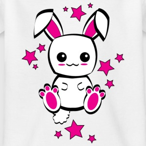 LAPIN MIGNON KAWAII - CUTE RABBIT Tee shirts - T-shirt Enfant