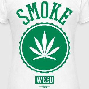 Smoke Weed T-Shirts - Frauen T-Shirt
