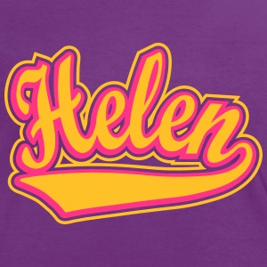 Helen - T-shirt Personalised with your name T-Shirts - Women's Ringer T-Shirt