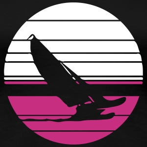 Cat Sailing T-Shirts - Women's Premium T-Shirt