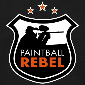 paintball_rebel T-Shirts - Männer T-Shirt