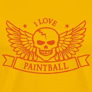 paintball T-Shirts - Männer Premium T-Shirt