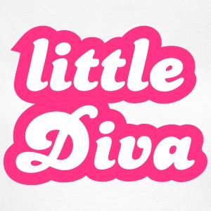 Little Diva T-Shirts - Frauen T-Shirt