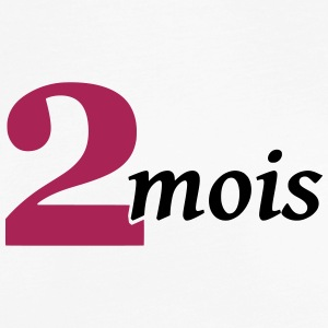 2 mois Tee shirts manches longues - T-shirt manches longues Premium Femme