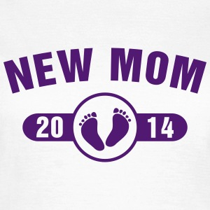 new_mom T-Shirts - Frauen T-Shirt
