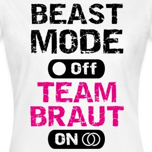 TEAM BRAUT T-Shirts - Frauen T-Shirt