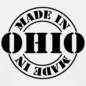 made_in_ohio_m1 Shirts - Kinderen baseball T-shirt