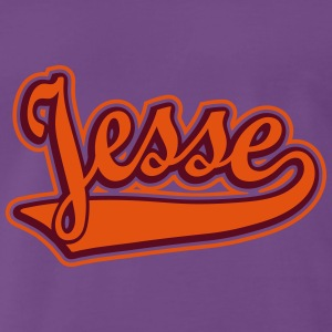 Jesse - T-shirt Personalised with your name T-Shirts - Men's Premium T-Shirt