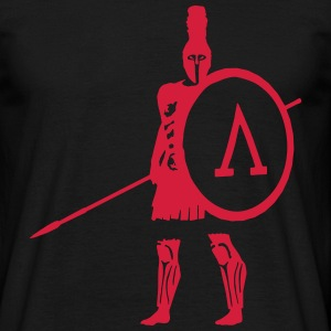 Spartan T-Shirts - Men's T-Shirt