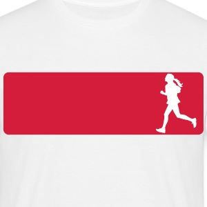 jogging_jogger beam T-Shirts - Men's T-Shirt