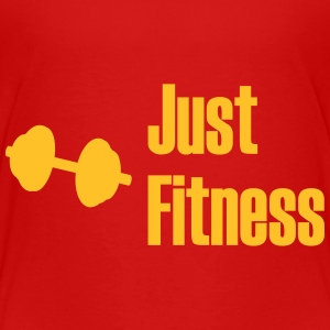 Just fitness Tee shirts - T-shirt Premium Enfant
