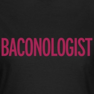 Baconologist T-shirts - Dame-T-shirt