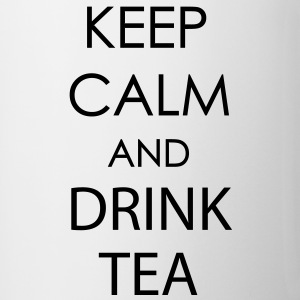 Keep Calm and Drink Tea - Mug
