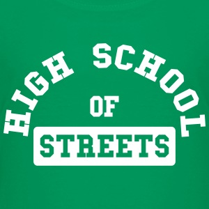 High School of Streets Shirts - Kids' Premium T-Shirt