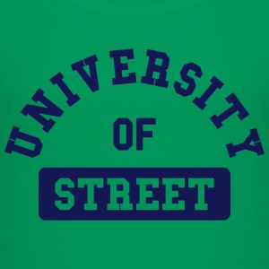 University of Street Shirts - Teenage Premium T-Shirt