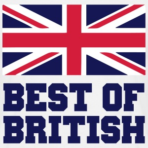 British T-shirts - Herre-T-shirt