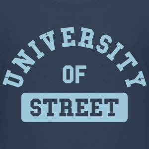 University of Street T-Shirts - Kinder Premium T-Shirt