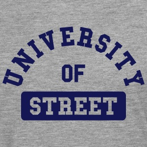 University of Street Long sleeve shirts - Men's Premium Longsleeve Shirt