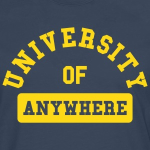university of anywhere Long sleeve shirts - Men's Premium Longsleeve Shirt