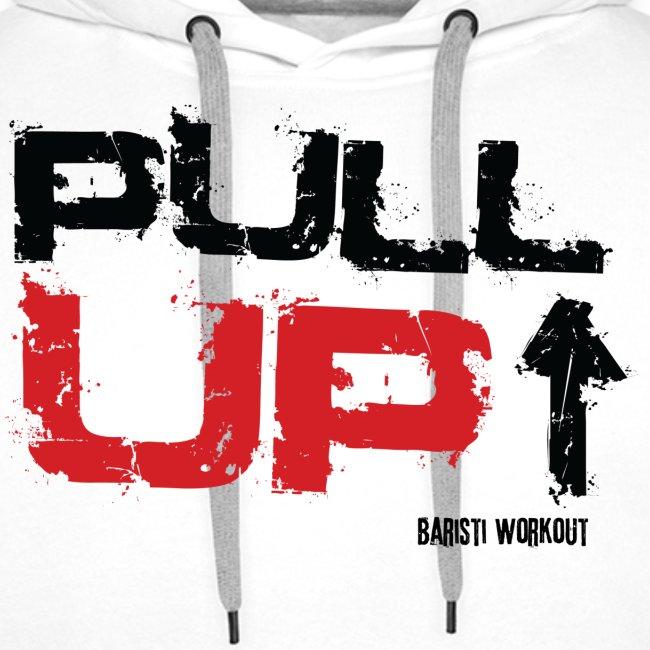 Pull-Up Hoodie Männer