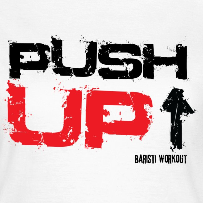 Push-Up T-Shirt Frauen