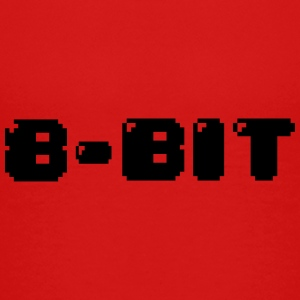 8-Bit  Shirts - Teenage Premium T-Shirt