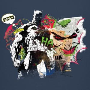Batman Comic Composition Joker Teenager T-Shirt - Teenager Premium T-shirt