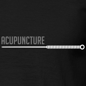 Acupuncture aiguille Tee shirts - T-shirt Homme