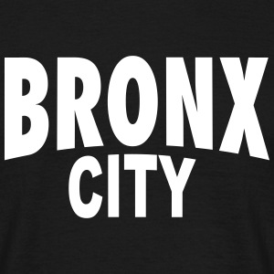 Bronx City (New York) T-Shirts - Männer T-Shirt
