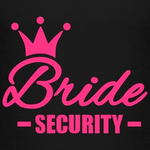Bride Security T-Shirts - Kinder Premium T-Shirt